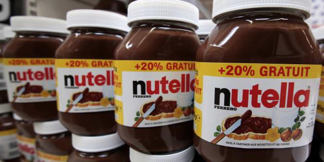 C'est confirmé: Ferrero a modifié la recette du Nutella