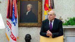 Trump annonce le départ du secrétaire général de la