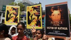 L'Inde sous le choc après le viol en groupe et le meurtre d'une fillette de huit