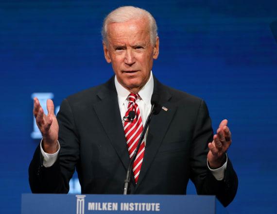 Biden makes admission about Clinton's 2016 bid