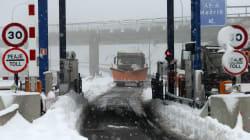 L'armée au secours d'automobilistes piégés par la neige... en