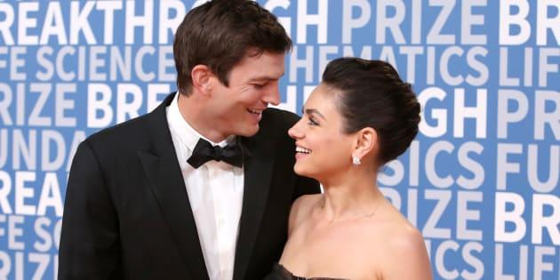 Pourquoi Mila Kunis ne veut plus jamais tourner avec son mari Ashton Kutcher.
