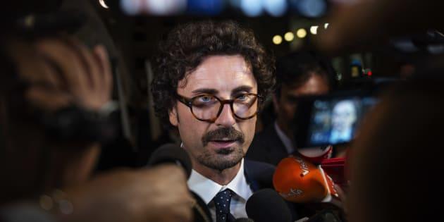 """Terzo valico, Toninelli: """"I lavori andranno avanti"""""""