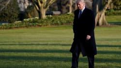 Trump revient à la Maison-Blanche sans