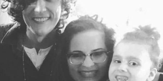 Ermal Meta ed Emma Marrone dicono addio alla piccola Bea