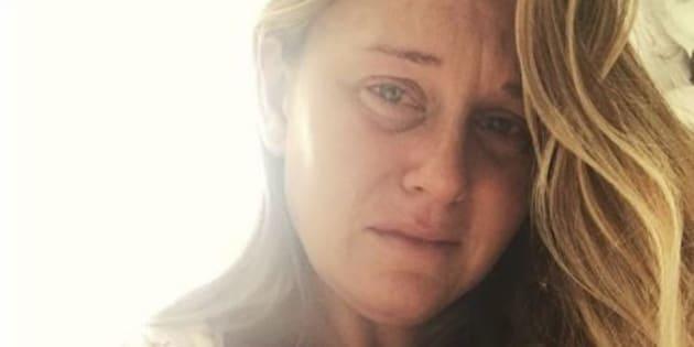 """Une mère partage une photo déchirante sur """"l'épreuve"""" qu'est l'allaitement"""