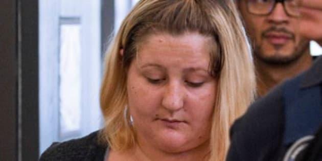 Cécile Bourgeon, la mère de la petite Fiona tente de se suicider en prison