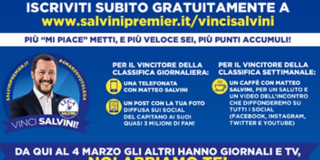 Elezioni, Salvini in Umbria: