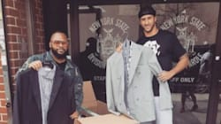 The Sportsman Trump Despises Gives Beautiful Suits To Men Who Really Need