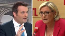 Escalade verbale au FN: Philippot accuse Marine Le Pen de lui mettre un