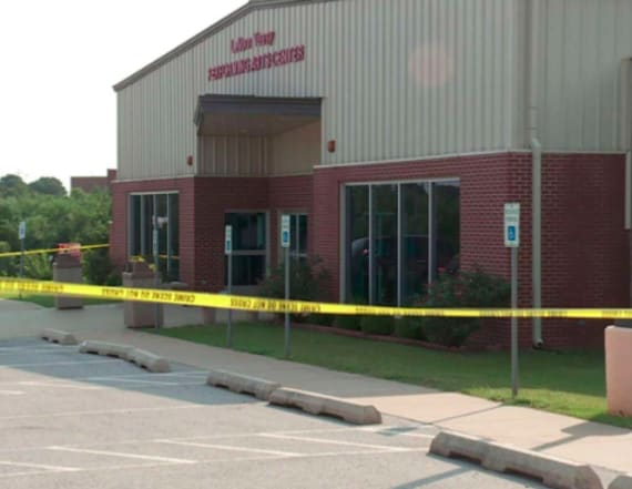 Girl stabbed by student on first day of school