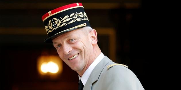 François Lecointre, nommé Chef d'état-major des armées après la démission fracassante du général de Villiers.
