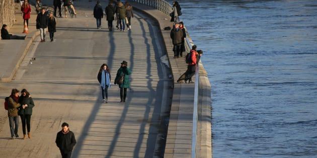 Les Berges de la Seine doivent rester piétonnes, prenons le sens de l'Histoire et mobilisons-nous!
