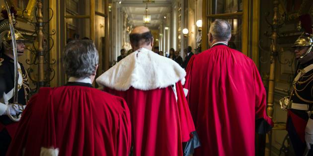 """Lancement de la justice en """"circuit court"""", la comparution immédiate des infractions terroristes"""