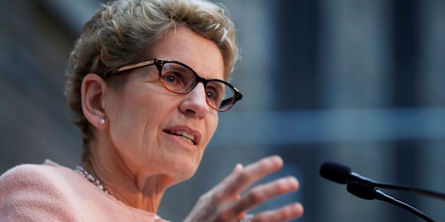 Ontario Premier Kathleen Wynne's government has announced labour reforms that include a significant minimum wage hike to $15 per hour.