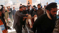 5 Killed, 20 Injured In Blasts Outside Court In Pakistan's