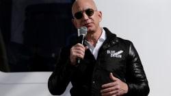 Jeff Bezos de Amazon : l'homme le plus riche du