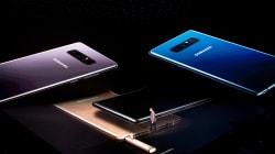 La Samsung presenta il nuovo Note 8 e fa la gioia dei nostalgici