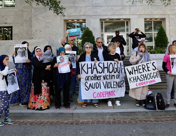 Police have audio of Khashoggi's killing