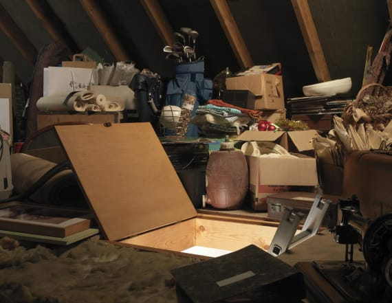 Those old items in your home may be worth a fortune