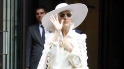 Les tenues les plus marquantes de Céline Dion des derniers