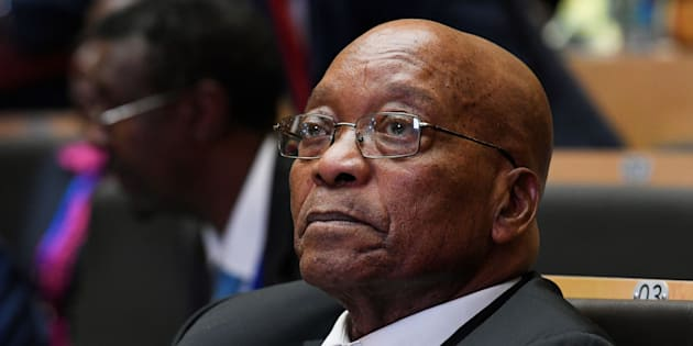 Zuma could face S.African court on graft charges in April