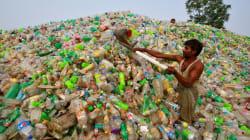 Le monde est malade de sa consommation de plastique, s'alarme