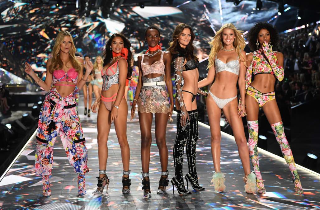 c2f222fdda5e5 Model Shanina Shaik says the Victoria's Secret Fashion Show is ...
