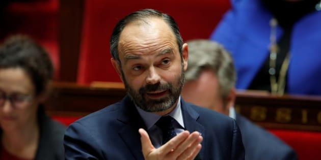 Le premier ministre Edouard Philippe a annoncé le dépôt d'un projet de loi reprenant les annonces sociales d'Emmanuel Macron.
