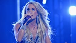 Carrie Underwood Makes A Big Comeback At ACM