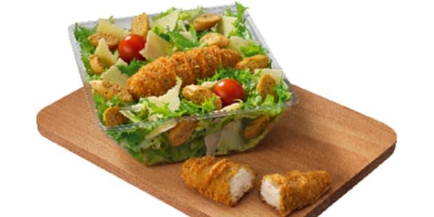 Un lot de salades contaminées par la listeria chez McDonald's dans toute la France
