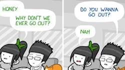 8 Comics That Long-Time Couples Have Lived