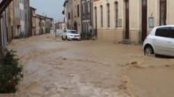 Les images impressionnantes des nouvelles inondations dans le Finistère et les