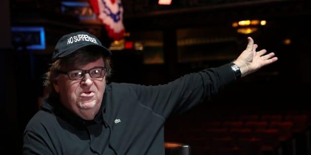 """Le plaidoyer de Michael Moore pour """"un monde sans Harveys"""""""