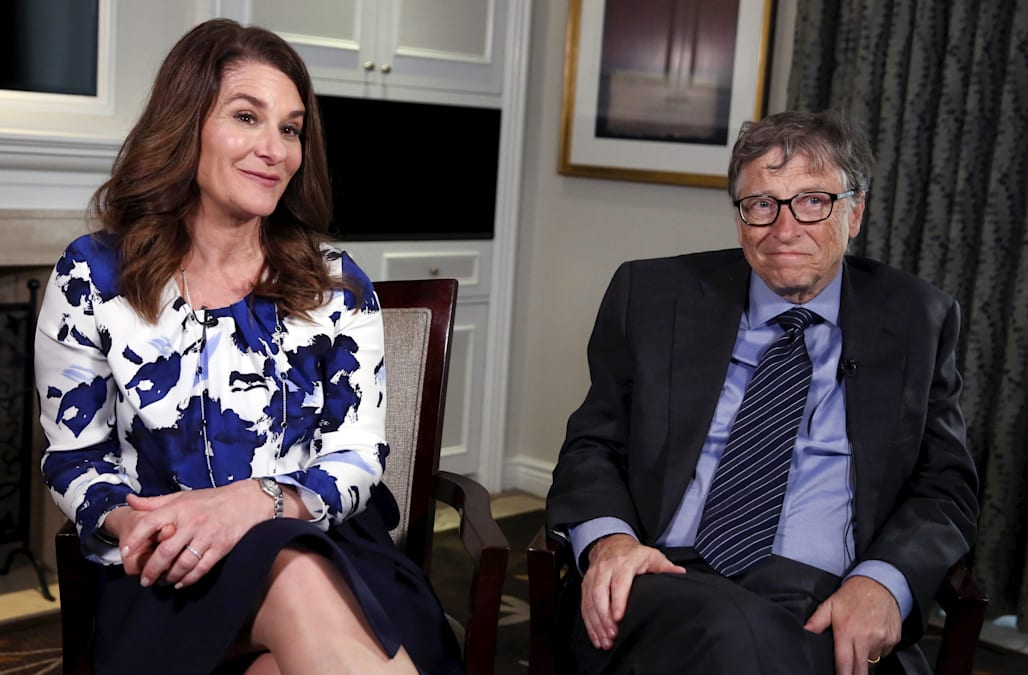 Bill and melinda gates annual letter blasts trumps respect for in his annual letter bill gates writes that president donald trumps america first worldview concerns him expocarfo Gallery