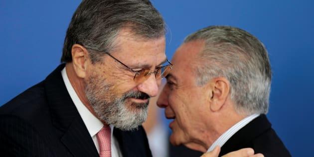 Torquato Jardim assume hoje o Ministério da Justiça