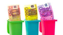 Il peso economico dei rifiuti urbani nel rapporto
