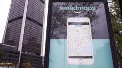 Des panneaux publicitaires faisant la promotion de marijuana retirés à