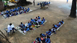 Parents Worry Over Tablets & Textbooks, As Children Are Stripped At A Bihar
