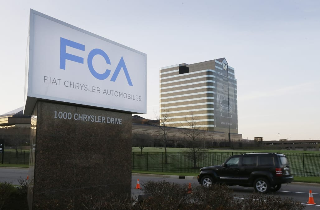 Fiat Chrysler Agrees To U S Sel Emissions Settlement Worth Nearly 800 Million