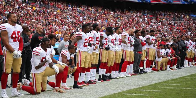 NFL : Les joueurs ne pourront plus s'agenouiller