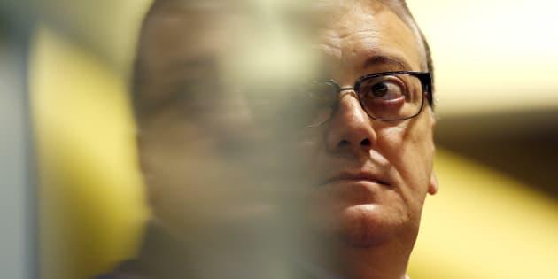 Aldemir Bendine foi preso pela suspeita de ter recebido R$ 3 milhões em propina da Odebrecht.