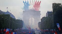 BLOG - Ce que notre deuxième victoire en Coupe du monde dit de la puissance de la France