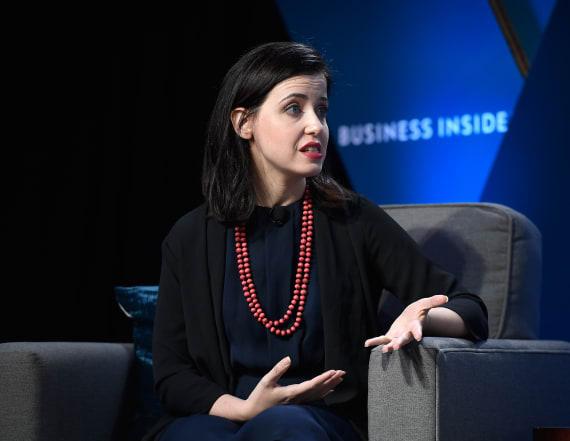 'Notorious RBG' author Irin Carmon hired by CNN