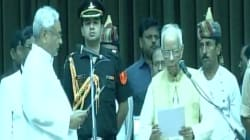 After Dramatic Resignation, Nitish Kumar To Again Take Oath With BJP