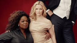 Vanity Fair Cover Shoot Gives Reese Witherspoon 'Three Legs' And Oprah Winfrey Three