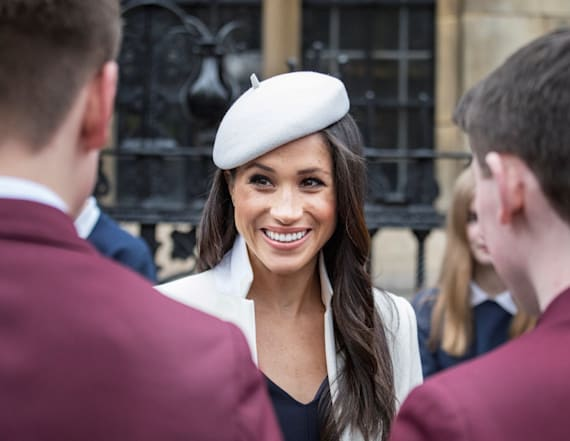 Meghan Markle passes ultimate royal test