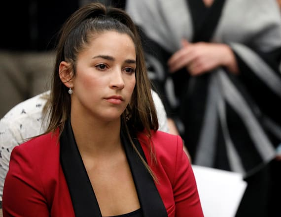 Aly Raisman sues Olympic Committee over sex abuse