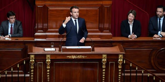 Annoncée par Macron lors du Congrès Versailles, la réforme institutionnelle comporte un volet sur le travail parlementaire qui va mettre le feu à l'Assemblée.