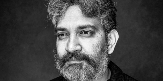 SS Rajamouli is photographed at a portrait session in London, England.